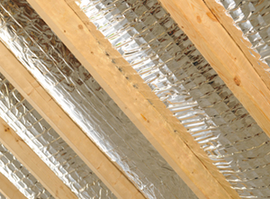 Radiant barriers and solar attic vents my better house for Which insulation is better